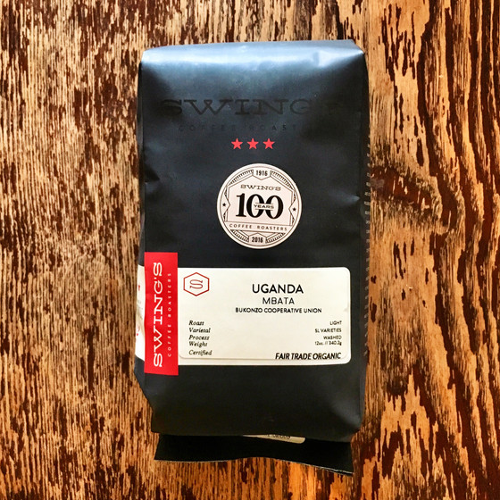 Review #2: Swing's Coffee Roasters
