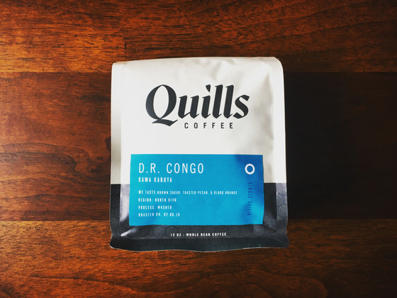 Review #25: Quills Coffee