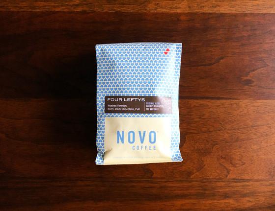 Review #84: Novo Coffee