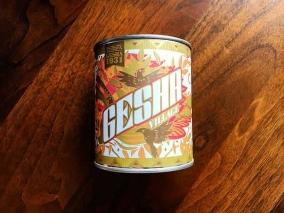Review #107: Corvus Coffee Roasters