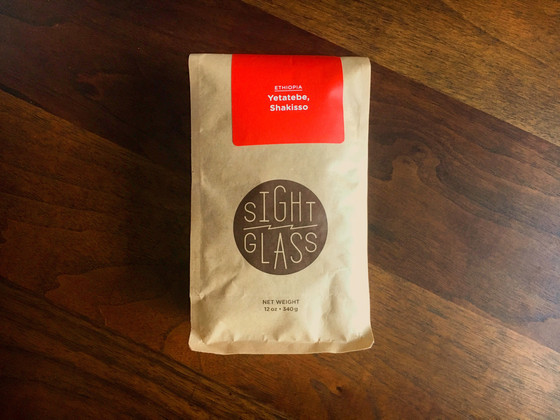 Review #35: Sightglass Coffee