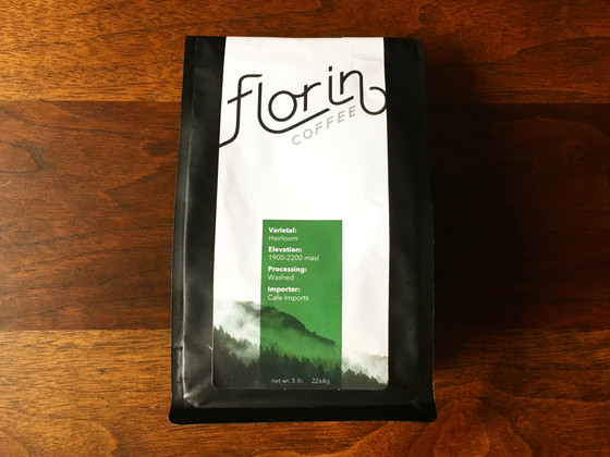Review #12: Florin Coffee