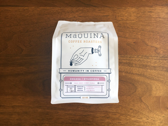 Review #108: Máquina Coffee Roasters