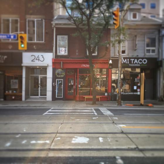 The Cortado In: Toronto