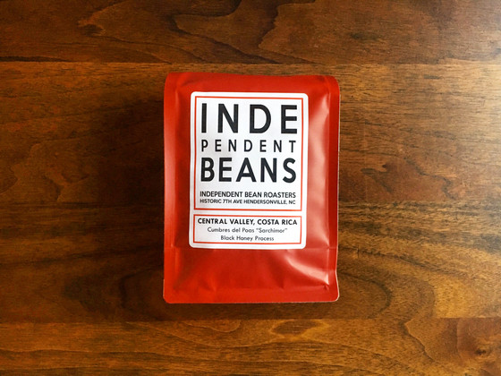 Review #104: Independent Bean Roasters