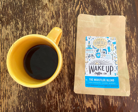 Review #131: Wake Up Coffee Co.