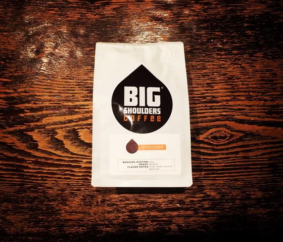 Review #59: Big Shoulders Coffee