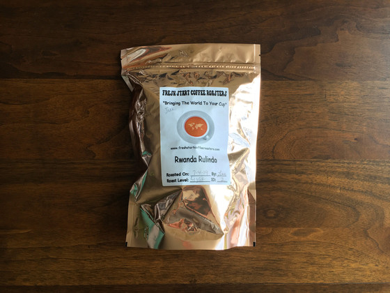 Review #92: Fresh Start Coffee Roasters