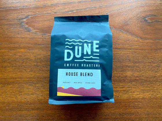 Review #149: Dune Coffee