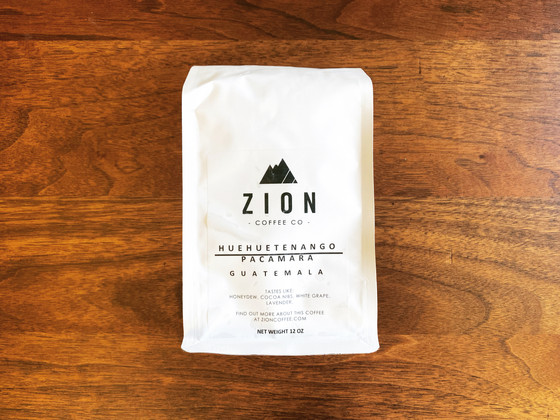 Review #113: Zion Coffee Co.