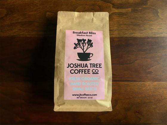 Review #56: Joshua Tree Coffee Company