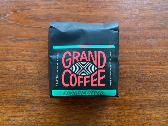 Review #140: Grand Coffee Roasters