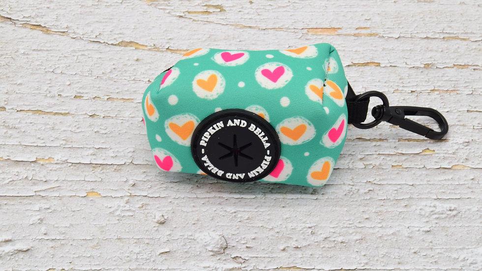 Heart 2 Heart Poop Bag / Treat Holder