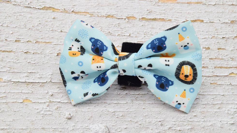 Safari Collar / Lead Bows