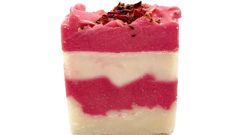 Shampoo Bar: Rose Geranium
