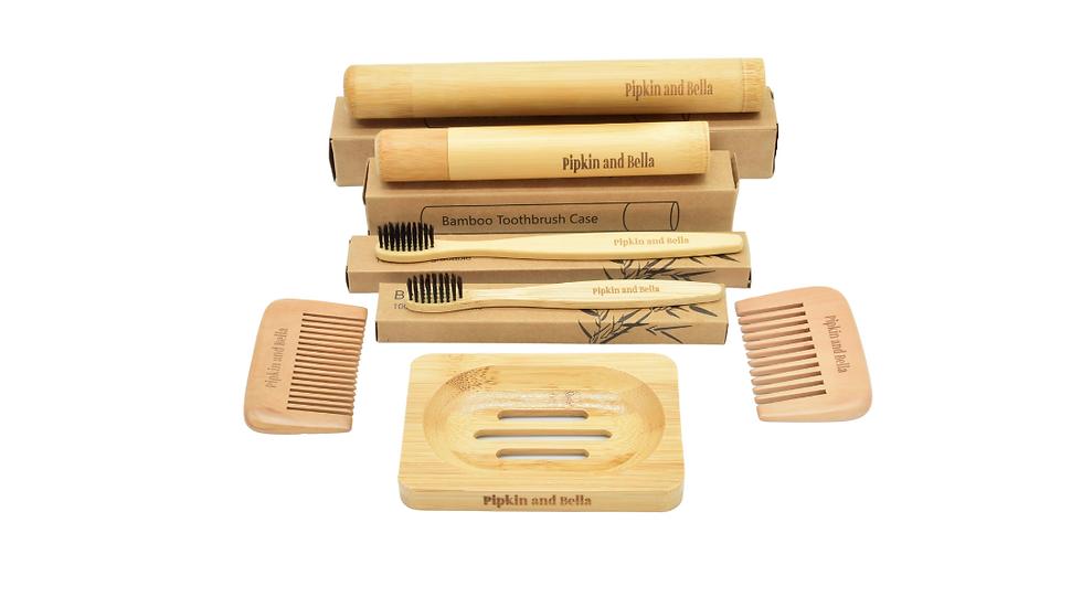 Bamboo Grooming Gift Box