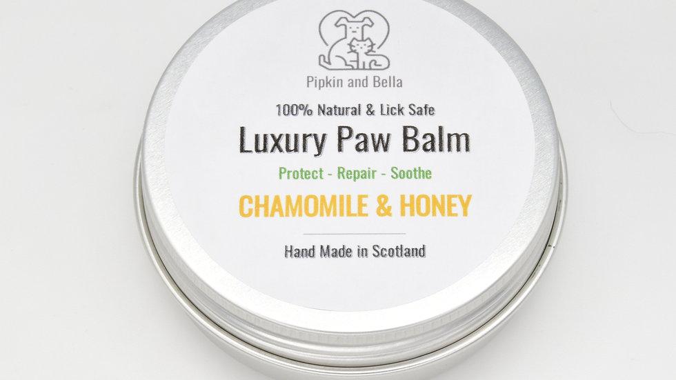 Paw Balm - Chamomile & Honey