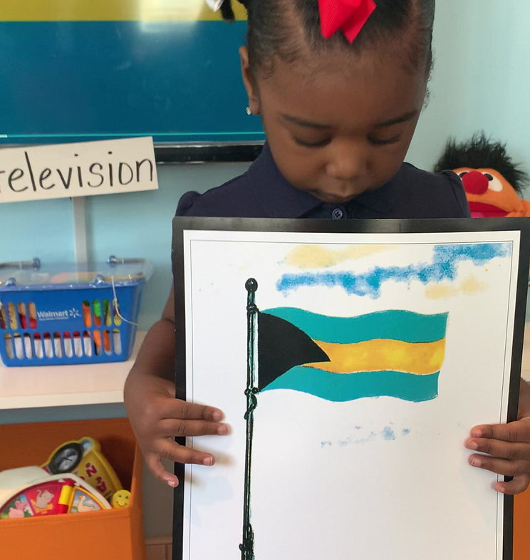 Pembroke Students Recite the Bahamas National Pledge