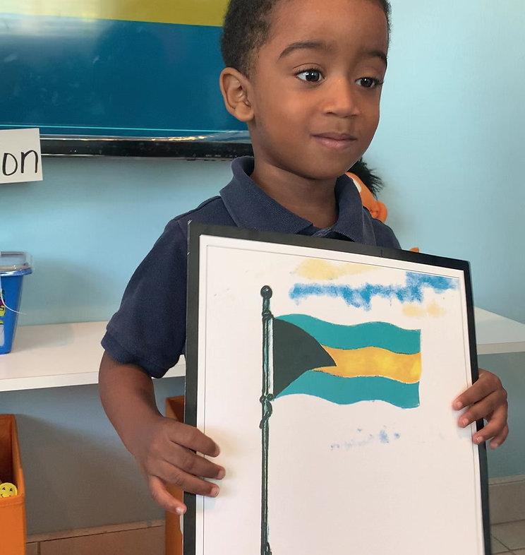 Pembroke Students Recite the Bahamas National Pledge
