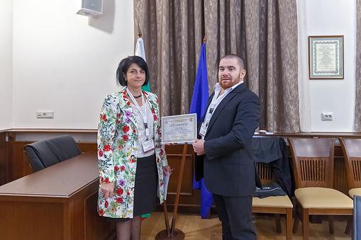 Парушев Консулт Сертификати