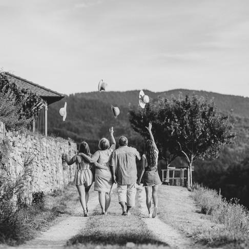 Familienfotos / Familie Hiss