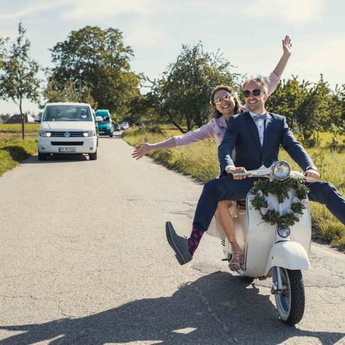Hochzeit / Mareen und Simon