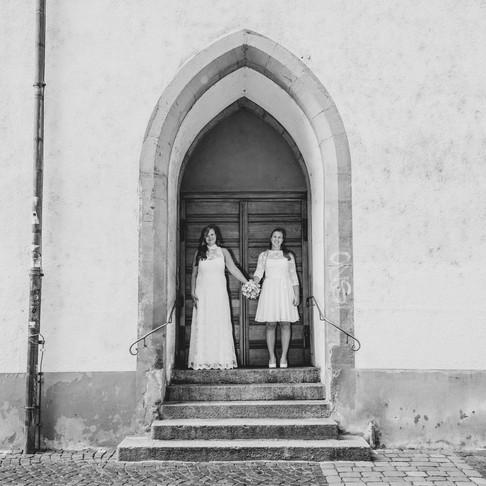Hochzeit / Tanja und Kathrin