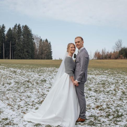 Hochzeit / Laura-Sofie und Oliver