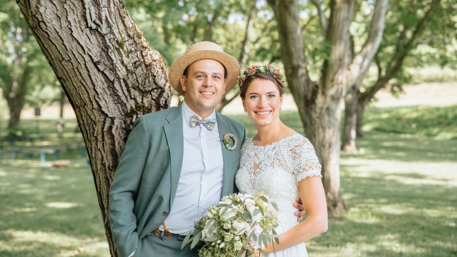 Hochzeit / Lena und David