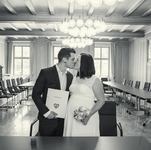 Hochzeit / Sina und Kevin