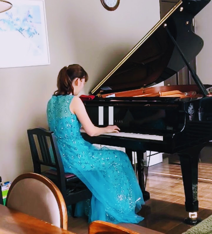 カプースチン8つの演奏会エチュード Op.40 6.パストラール