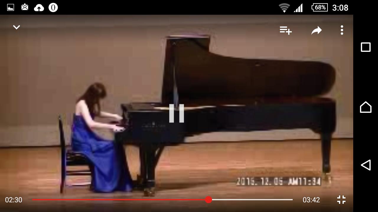 ピアノ演奏動画