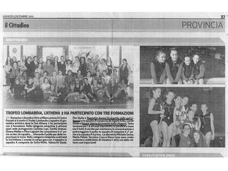 Il Cittadino - Dicembre 2013