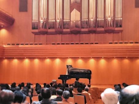 小林愛実さんコンサート