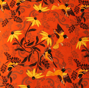 Oriole Palece Carpet Design