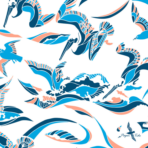 Pelican Wave Collection - Pelican Wave