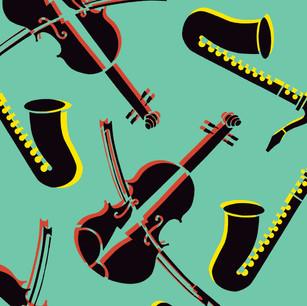 Sax and Violin