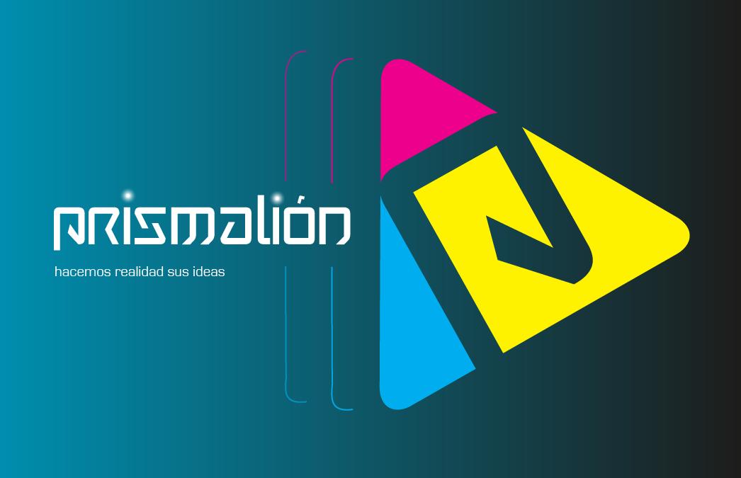 Logotipo Prismalion