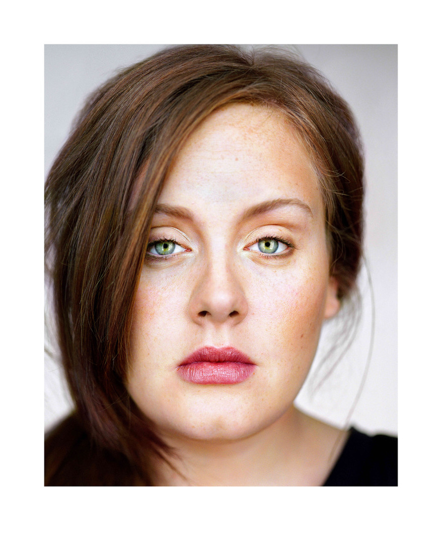 Adele | From the series Close Up | Martin Schoeller | 2009