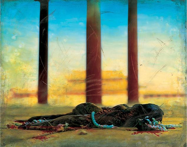 紫禁城的秋天之二 | 洪磊 | 1997