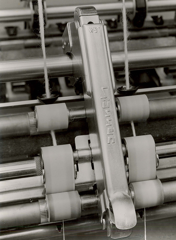 Untitled (Machine Detail) | Albert Renger-Patzsch | ca. 1950