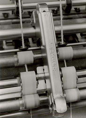 无题(机器细节)| 阿尔伯特·伦格-帕契 | 约1950