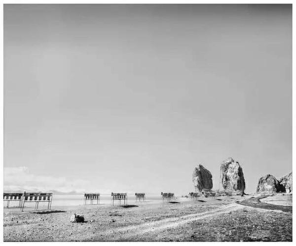 穹谷·映射·纳湖转山(局部)| 林然 | 2012