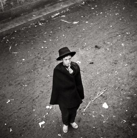 四川,布拖,衣某 | 来自系列作品《彝》| 黎朗 | 1995