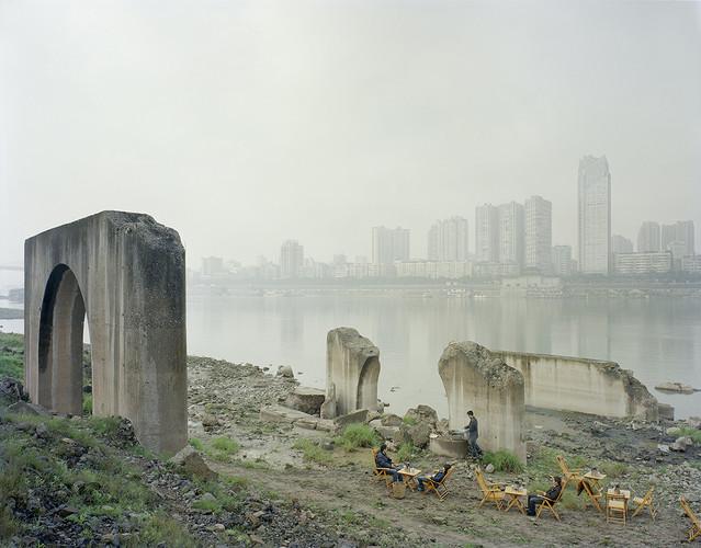 来自系列作品《山水之间》 | 张克纯 | 2014-16