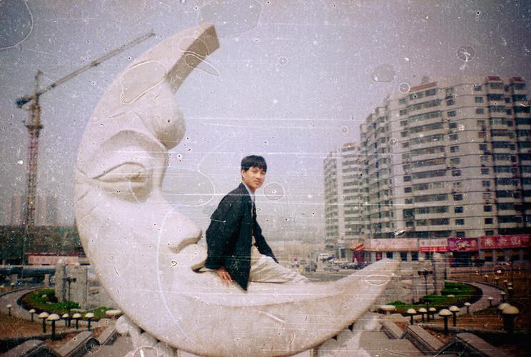 来自系列作品《北京银矿》| 托马斯·苏文  | 1985-2005
