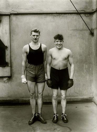 拳击手 | 奥古斯特·桑德 | 1929
