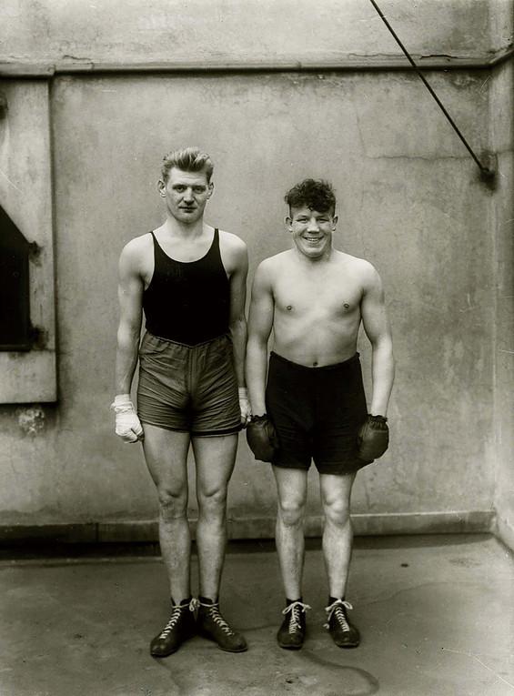 Boxers | August Sander | 1929