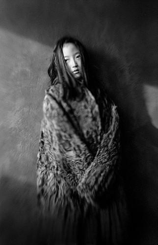被光照的微尘 | 冯君蓝 | 2010