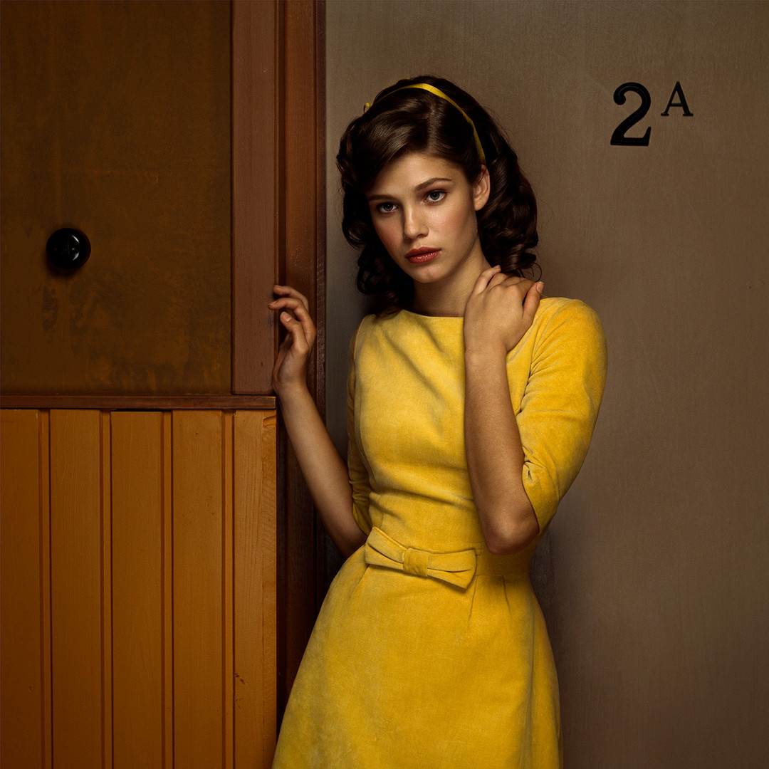 Portrait #5 | From the series Hope | Erwin Olaf | 2005
